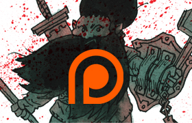 She Dwarf is on Patreon!