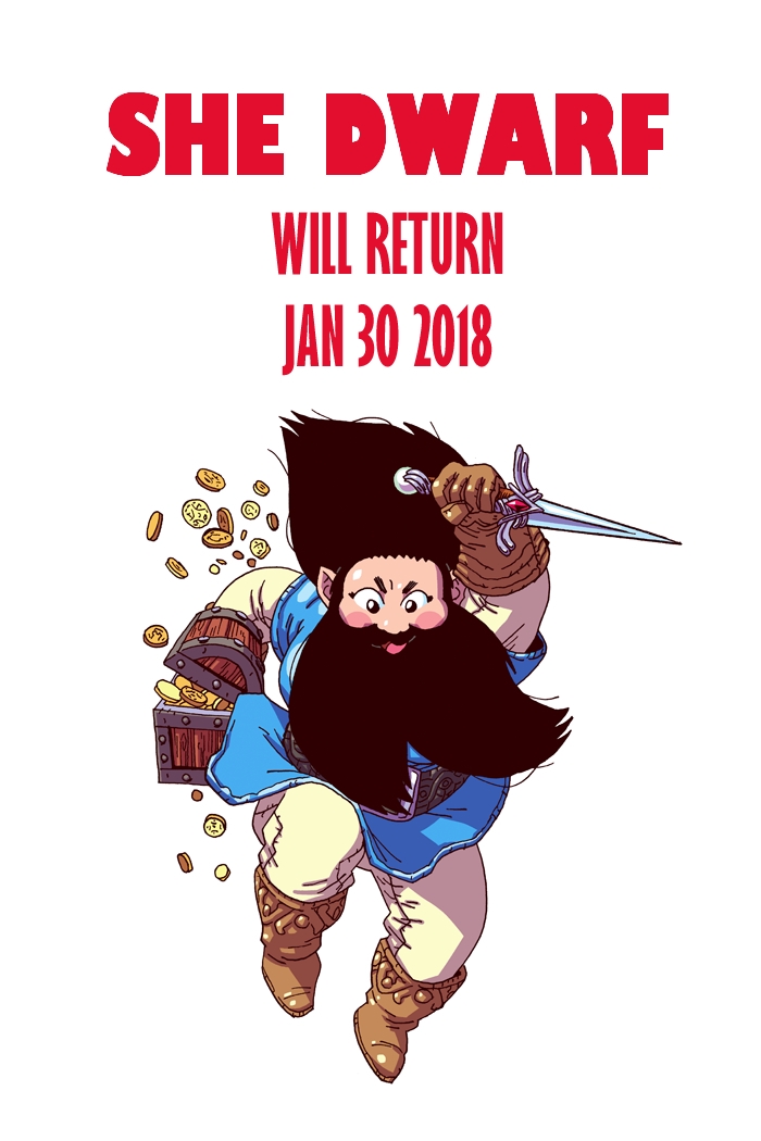 She Dwarf Will Return